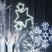 Décors lumineux de Noël