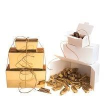 Ballotins, boîtes et sachets confiseries