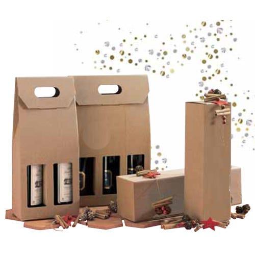 Emballage cavistes et confiseurs
