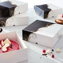 Boîtes pâtissières & boîtes à tartes