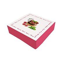 Boîtes pâtissières, boîtes à tarte