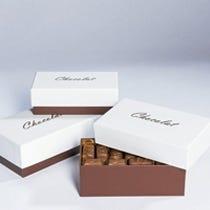 Boites chocolats
