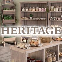 Heritage vieilli