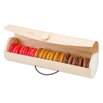 Emballages macarons