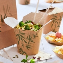Emballages pâtes