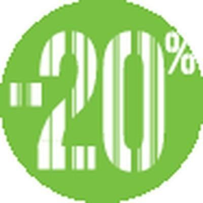 Stickers de réduction et de prix