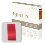 Bolduc Satin 15mm x 100m rouge