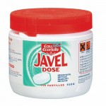 Javel doses x 156 doses