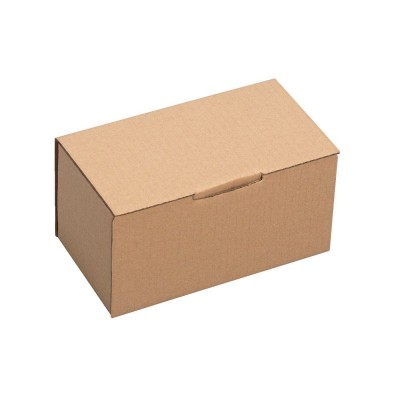 Boite expédition simple cannelure brune 20x10x10cm par 20-