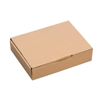 Boite expédition simple cannelure brune 24x17x5cm par 20-
