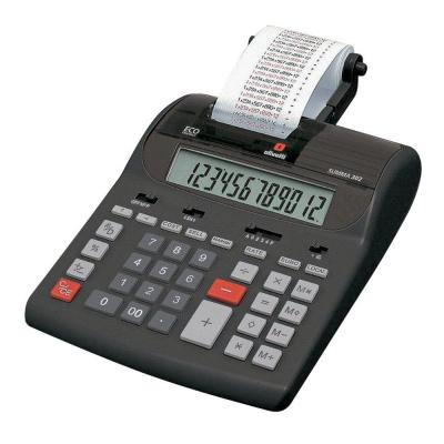Calculatrice imprimante Olivetti 12 chiffres Summa 120-