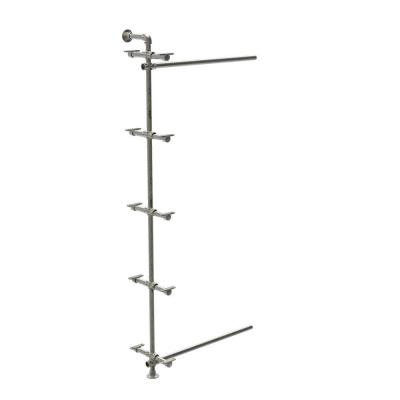 Kit extension pour structure URBAN used 5 supports tablettes réf. 46685-