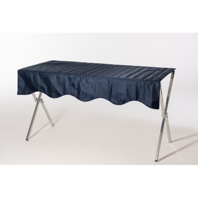 Table pliante aluminium - 120 x 70 x 70 cm-Lits de camp forains
