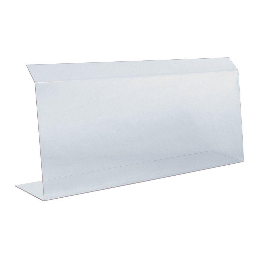 Vitrine de protection veralite 100 x 40 cm vitrines for Vitrine plastique transparent